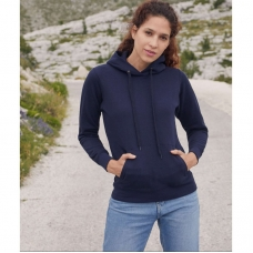 ЖІНОЧЕ ХУДІ З КАПЮШОНОМ LADY-FIT CLASSIC HOODED SWEAT FRUIT OF THE LOOM