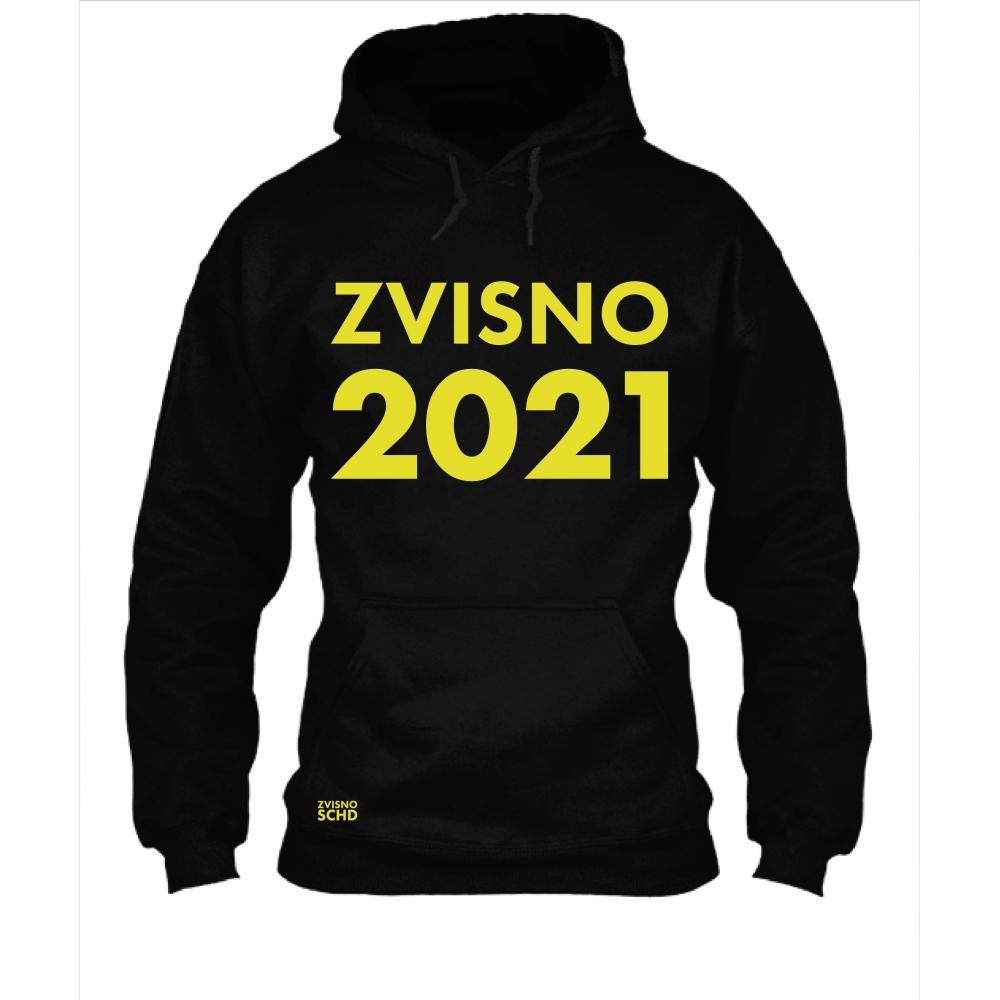 ХУДІ З ПРИНТОМ «ЗВІСНО 2021»