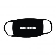 МАСКА З ПРИНТОМ MADE IN CHINA