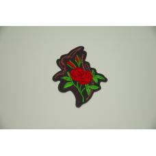 Нашивка Роза A