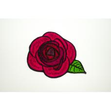 Нашивка Роза B