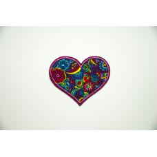 Нашивка Серце